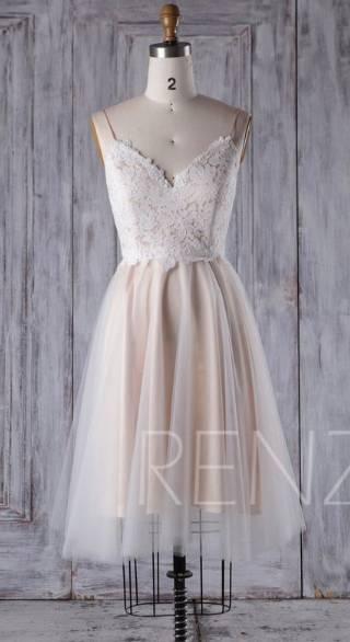 unique short maternity wedding dress