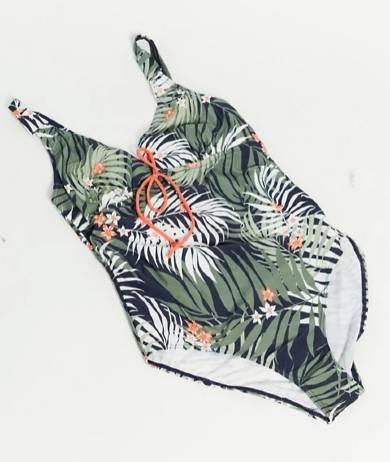 maternity and nursing swimsuit