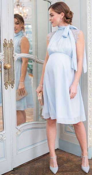 Maternity Wedding Guest Dresses For All Seasons 2020,Modern Wedding Lace Dress Styles For Wedding Guest