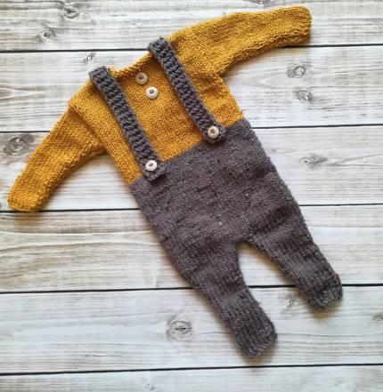 newborn boy photo outfit