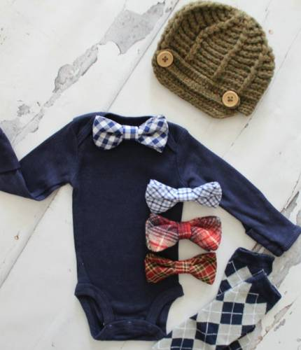 outfit for photo shoot for newborn boys