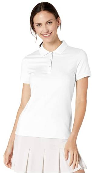 performance polo shirt for pregnancy