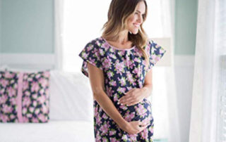 e3258bd264721 plus size maternity hospital gown Archives - Mamalamode