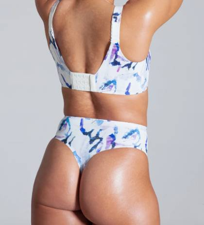 leakproof high rise thong