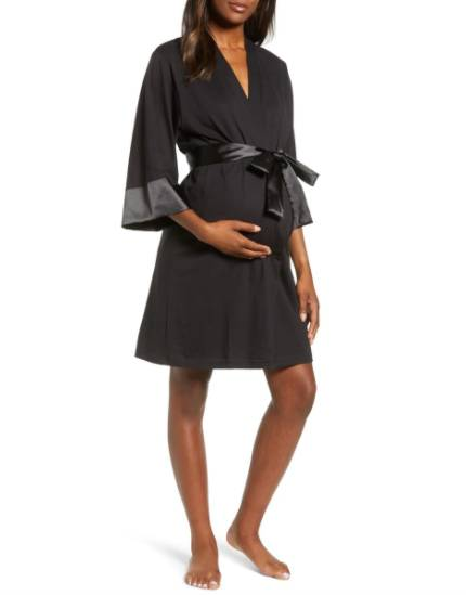 stylish delivery robe