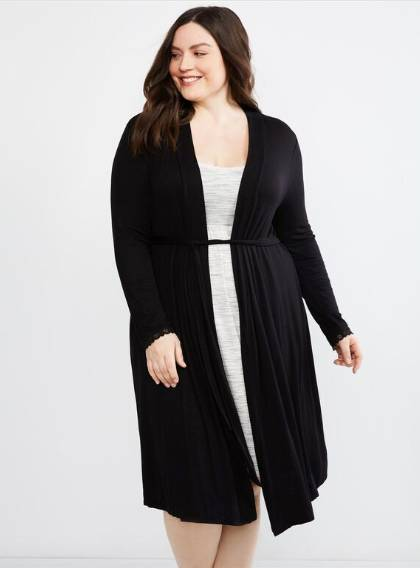 maternity robe from motherhood maternity