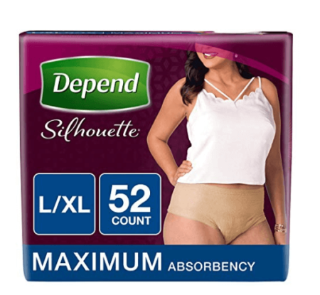 depend silhouette