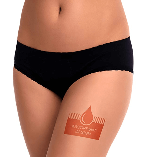 leak proof underwear for after delivery