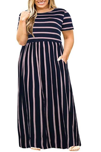affordable summer dress for pregnant