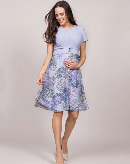 summer dress for pregnant woman