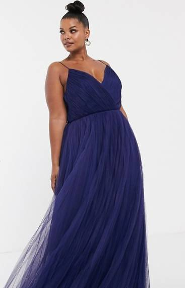 high quality plus size dress