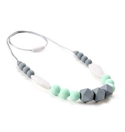 nursing and teething necklace