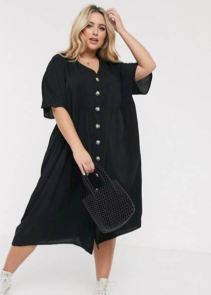 plus size maternity from asos