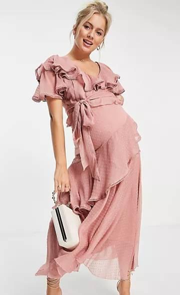 maternity dream dress
