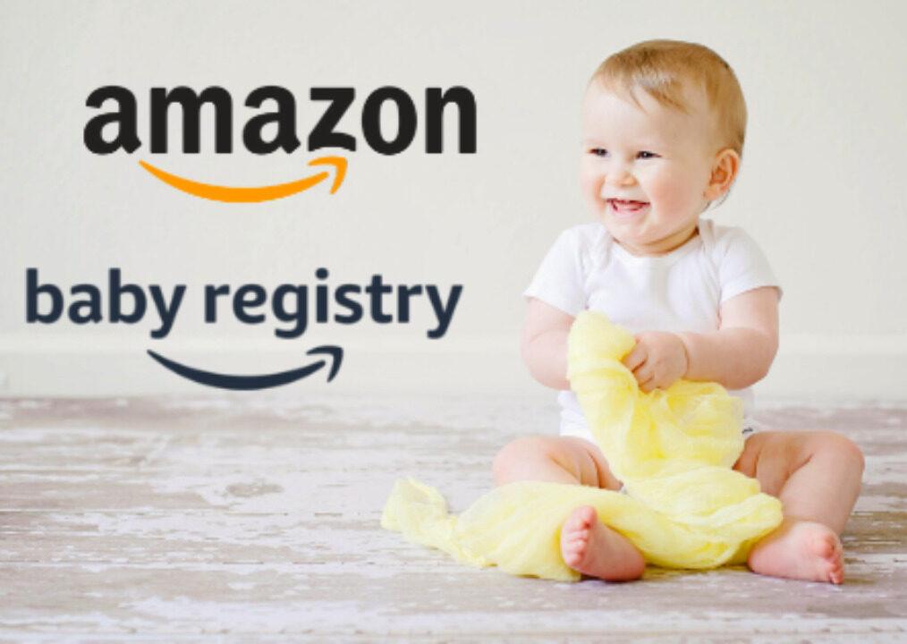 amazons baby registry