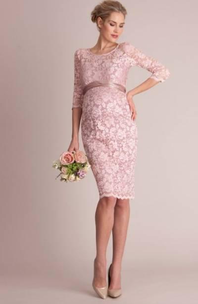 fancy maternity cocktail dress