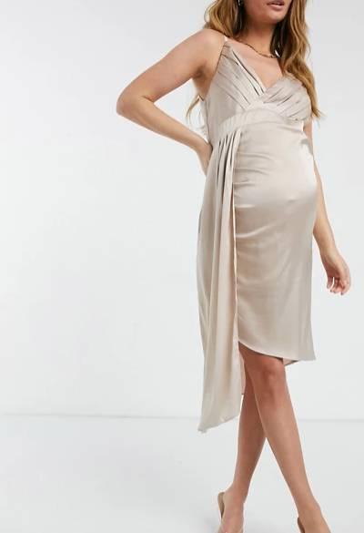 unique maternity cocktail dress