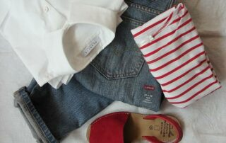 maternity clothes on a small budget