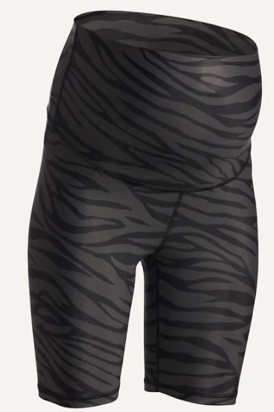maternity biker shorts