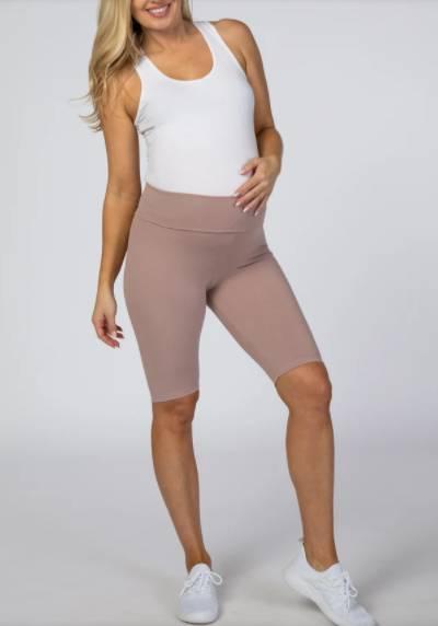 maternity walking shorts