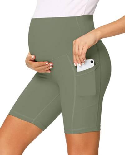 maternity cycling shorts